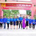 Đại Hội Đoàn Trường Khóa học 2018-2019