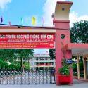 Trường THPT Bỉm Sơn đầy sáng tạo