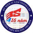 Danh sách các tập thể, cá nhân tài trợ nhân dịp kỷ niệm 35 năm thành lập nhà trường